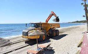 Marbella activa los servicios en playas y refuerza la seguridad en las calles para la Semana Santa