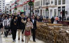 La Junta espera una subida de la ocupación de seis puntos en los días claves de Semana Santa