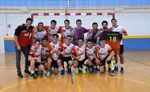 Dos equipos malagueños, en la lucha por el Nacional juvenil