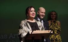 El Espejo Negro recoge el Lorca de Honor y 'Azul Prusia, azul Berlín', el premio revelación
