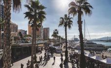 Mercadillos para disfrutar estos días en Málaga
