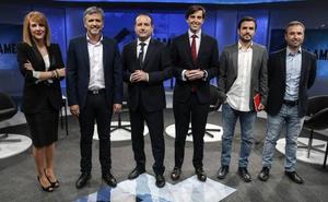 Directo | Debate de los cinco candidatos por Málaga a las elecciones del 28 de abril
