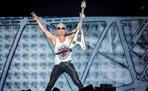 Rudolf Schenker, Scorpions: «La meditación me ayudó a crear canciones como 'Still loving you'»