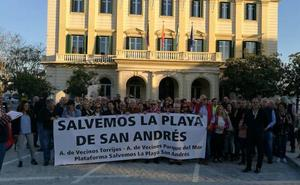 Piden la regeneración de San Andrés