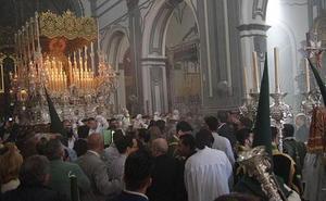 Qué momentos no hay que perderse del Domingo de Ramos 2019 en Málaga