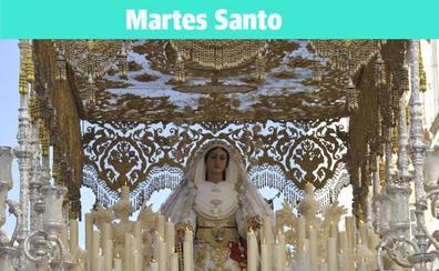 ¿Cuánto sabes del Martes Santo de la Semana Santa de Málaga?
