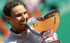 Nadal inicia el camino a Roland Garros en 'su' torneo de Montecarlo