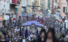 Todas las fotos de la Semana Santa de Málaga 2019