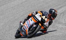 Arón Canet: «La victoria ha sido por pensar encima de la moto»