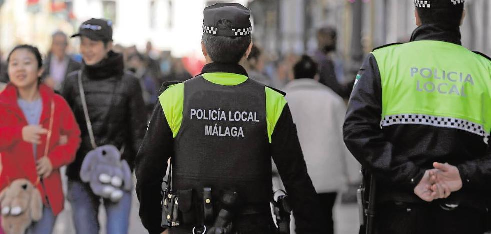 Una treintena de policías locales se dan de baja en el inicio del operativo especial de Semana Santa