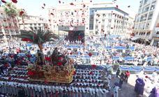 El Domingo de Ramos de la Semana Santa de Málaga 2019, en imágenes