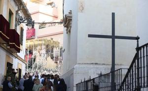 Consulta en tiempo real la ubicación de las cofradías de la Semana Santa de Málaga 2019