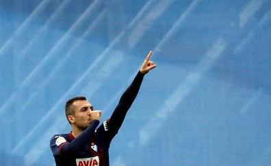 El Eibar mereció el triunfo pero sólo logró el empate ante la Real