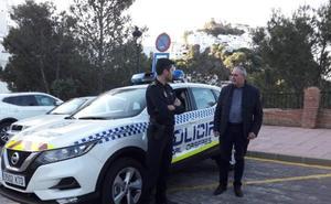 Nuevo coche para la Policía Local de Casares