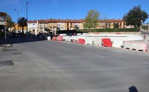 Una nueva rotonda completa la transformación de la avenida de Málaga en Ronda