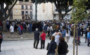 El Ayuntamiento pide a la Agrupación de Cofradías que organice mejor el nuevo recorrido oficial