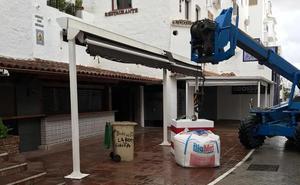 La concesionaria de Banús asegura que el conflicto por las terrazas sólo afecta a una minoría de locales