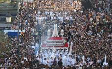 Las mejores imágenes del recorrido procesional del Cautivo el Lunes Santo de 2019