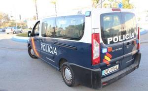 Dos detenidos por robos en cinco comercios del Centro de Málaga en menos de un mes