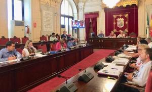 La vida institucional, en estertores con últimas comisiones del mandato municipal