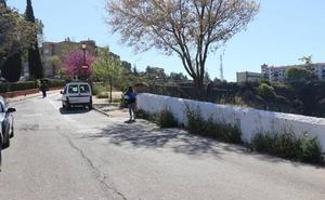 Fotodenuncia: Miradores de las Cornisas del Tajo descuidados
