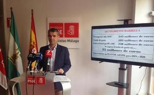 El PSOE vaticina la aprobación de un Plan de Ajuste con recortes por 55 millones que la alcaldesa niega