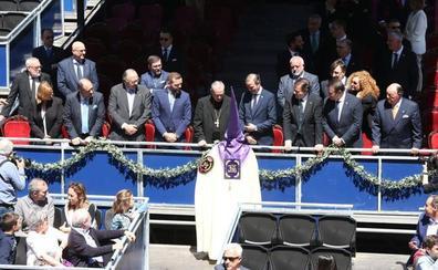 División de opiniones en las cofradías sobre el recorrido este Domingo de Ramos