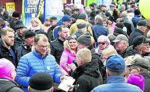 Los ultras dan la sorpresa en Finlandia