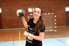 Jimena Laguna, juventud y mucho gol para el Rincón Fertilidad