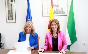 El Ayuntamiento firma con la Junta un convenio para la rehabilitación de viviendas en Marbella