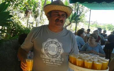Juanito Orange, el empresario que susurra a las naranjas