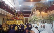El Martes Santo de la Semana Santa de Málaga 2019, en imágenes