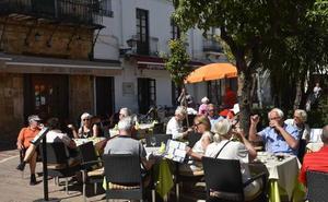 Marbella activa un plan de inspección contra excesos de ruidos y ocupación de vía pública