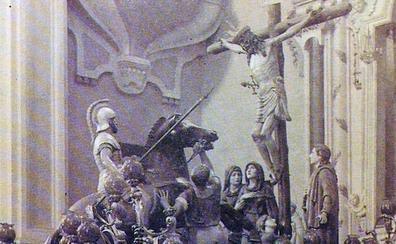 Las procesiones de la Sangre en la Málaga ilustrada