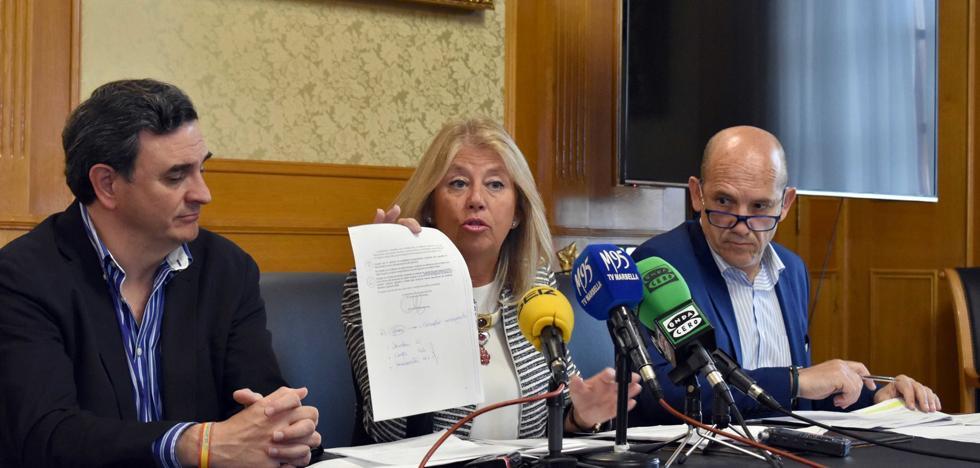 Marbella cierra el presupuesto de 2018 con 46 millones de euros en el banco