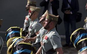 Vídeo: resumen del desembarco de La Legión y el traslado de Mena