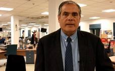El periodista de SUR Angel Escalera analiza cómo ha ido el Miércoles Santo