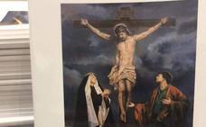 Pinturas de Raúl Berzosa ilustran el libreto del vía crucis que preside el Papa Francisco en el Coliseo de Roma