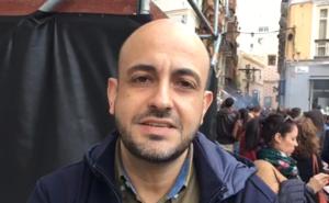 El periodista de SUR Jesús Hinojosa valora el desarrollo de este Jueves Santo