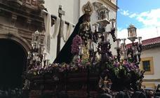 El Jueves Santo de la Semana Santa de Málaga 2019, en imágenes