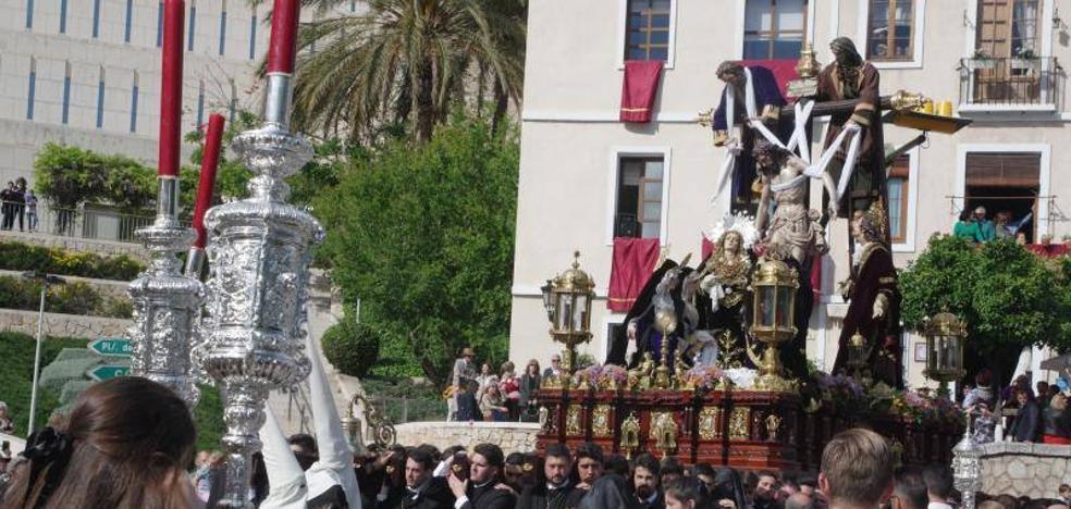 El Viernes Santo se salva en Málaga