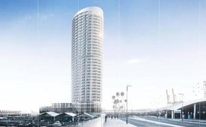 El presidente de la Diputación destaca que Málaga necesita tener el auditorio y el hotel del puerto