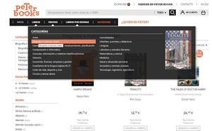 Una empresa malagueña lanza una tienda de libros online con la que pretende competir con Amazon