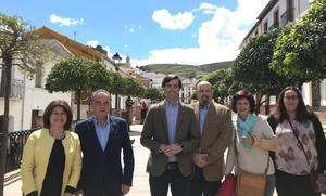 Pablo Montesinos propone una promoción turística diferenciada que atienda a la Málaga interior