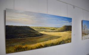 La sala Marenostrum acoge la exposición 'Anhelo'