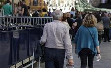 Hoteles y viviendas turísticas de Málaga rozan el lleno y la hostelería mantiene la facturación