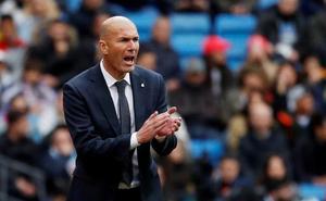 Zidane: «Me quedo con la actitud de no conceder nada al rival»