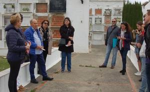 Llenar de vida el cementerio de Estepona