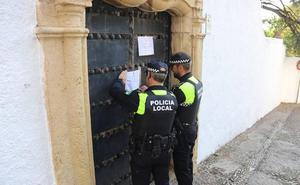 Cierran a las visitas la Mina y los Jardines de la Casa del Rey Moro