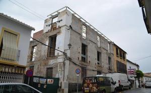Las obras del nuevo edificio de la Seguridad Social en Vélez-Málaga suman cinco meses paralizadas